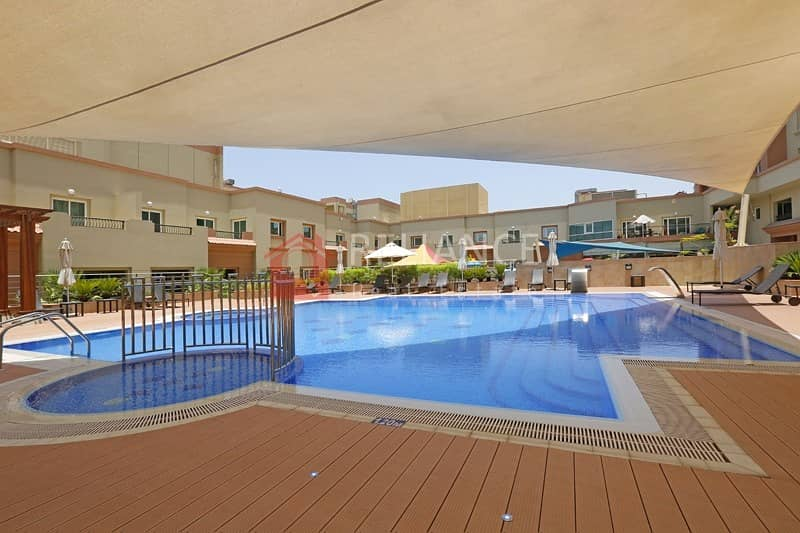 2 Hot Offer| Furnished One Bed Room |Pool & Community View|JVT