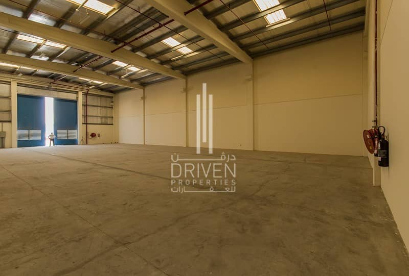 2 Warehouse 5 units for rent in DIC.