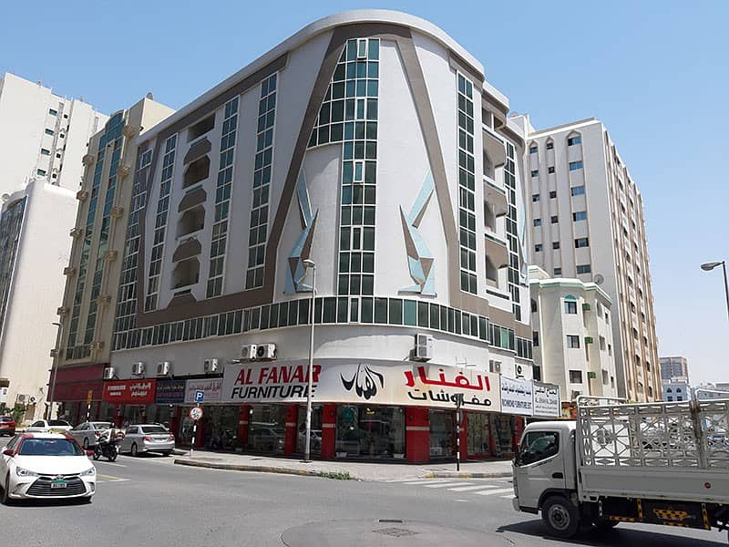 2 Bedroom Apartments For Rent in Al Shuweiheen - Sharjah