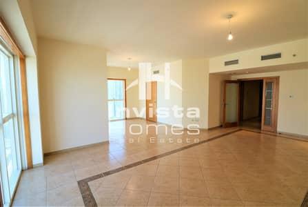 شقة 3 غرفة نوم للايجار في مركز دبي المالي العالمي، دبي - 4 Cheques | Free AC | 3 Parking | Vacant Now