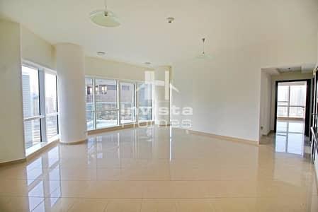 1 Bedroom Apartment for Sale in Jumeirah Lake Towers (JLT), Dubai - Biggest 1 BR + Study in JLT    Tenanted Till Dec 2019