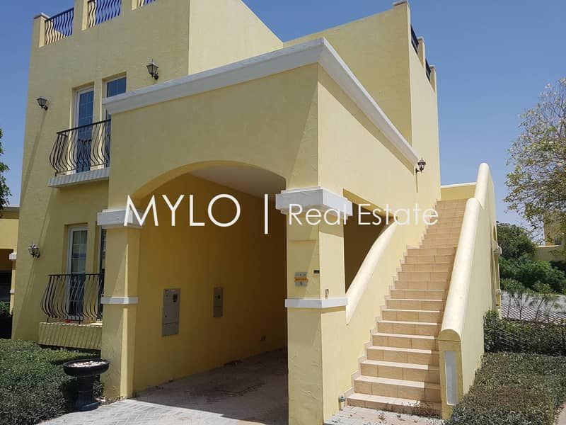 Well maintained 2Bed Top Section Villa