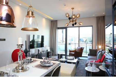1 Bedroom Apartment for Sale in Nad Al Sheba, Dubai - First FREEHOLD in Nad Al Sheba!!! Luxurious One Bedroom Apartment in Tonino Lamborghini Residences