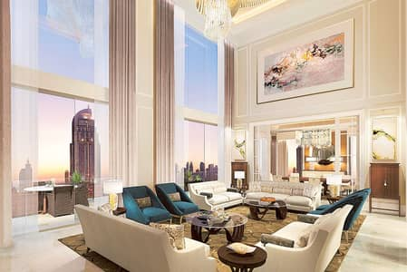 4 Bedroom Penthouse for Sale in Downtown Dubai, Dubai - Motivated Seller!!! Penthouse in Boulevard Point Downtown Dubai