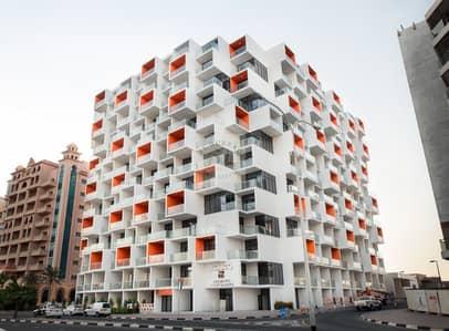 استوديو  للايجار في واحة دبي للسيليكون، دبي - Multiple Cheques: Fully Furnished Studio in Binghatti Apartment