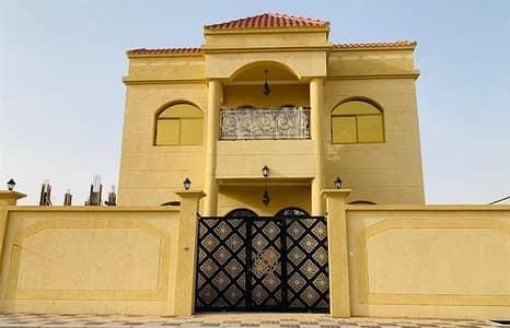 5 Bedroom Villa for Sale in Al Helio, Ajman - فيلا للبيع بمنطقة الحليو بسعر لقطه من المالك مباشره