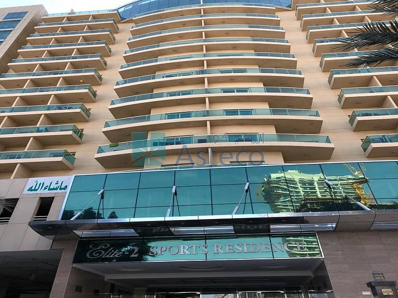 10 Fully Furnished Studio Canal View Elite Residence