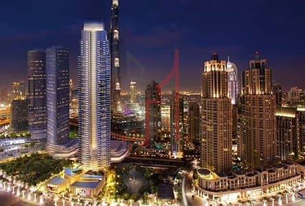 Burj Khalifa View |3 years Post Handover