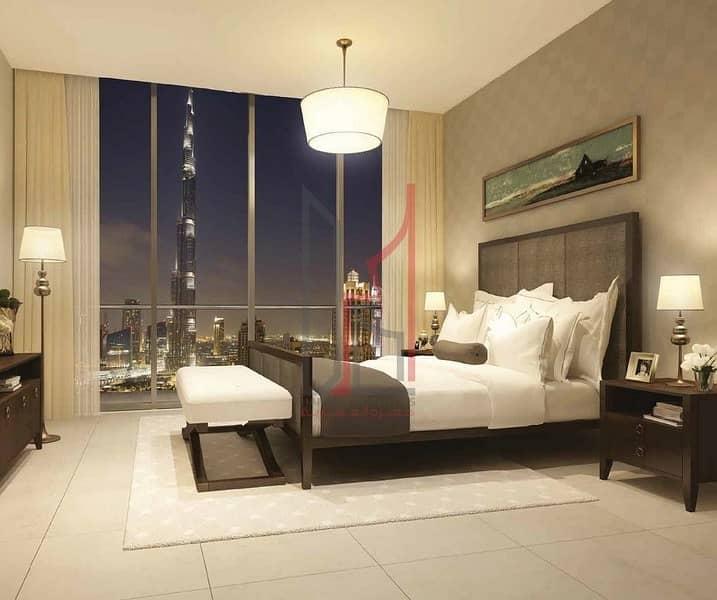 2 Burj Khalifa View |3 years Post Handover
