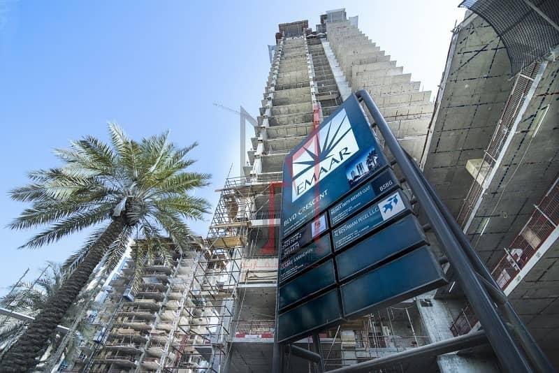 10 Burj Khalifa View |3 years Post Handover