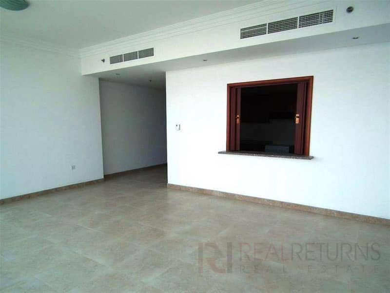 2 UnFurnished || Chiller Free || Maid Room