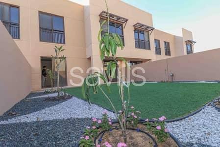 brand new landscaped 3 bed TH in Al Zahia