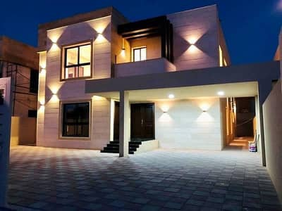 5 Bedroom Villa for Sale in Al Rawda, Ajman - Villa for sale from the owner directly without commission and without annual fees. Luxury villa