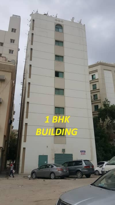 1 Bedroom Apartment for Rent in Al Nabba, Sharjah - 1 bed room hall flat central a/c near fire station round about and suleka hospital nabba sharjah
