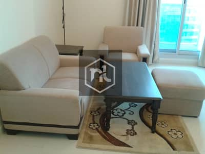 1 Bedroom Flat for Rent in Dubai Sports City, Dubai - Fully furnished 1br| Multiple Chq Option