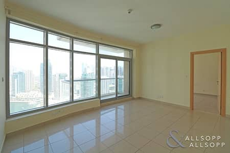 1 Bedroom Apartment for Sale in Dubai Marina, Dubai - Full Marina View | Best 1 Bedroom Layout