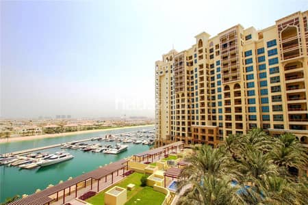 2 Bedroom Flat for Rent in Palm Jumeirah, Dubai - Mid May | Amazing sea views | Well maintained
