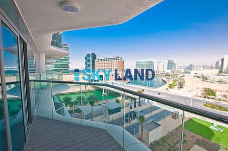 Studio for Rent in Al Raha Beach, Abu Dhabi - VACANT Studio in Al Hadeel w/ Stunning Views