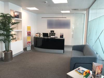 Office for Rent in Dubai Media City, Dubai - Fully fitted office space - No Set Up Costs - Media City