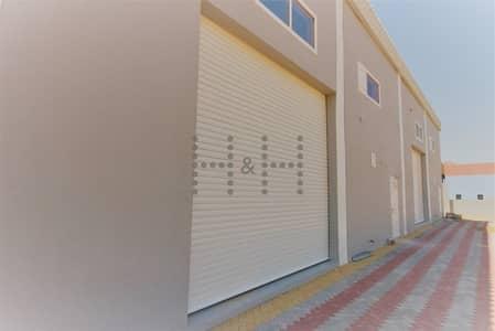 مستودع  للبيع في المنطقة الصناعية الجديدة، أم القيوين - High power warehouses + Labor Camp for SALE together