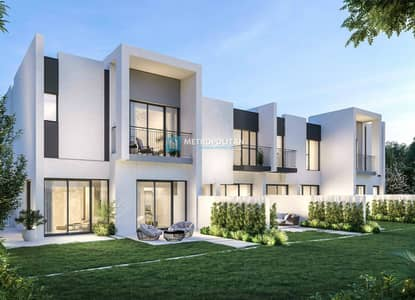 3 Bedroom Townhouse for Sale in Dubailand, Dubai - Mediterranean Style Townhouses | Cheapest Price | Easy Installment Plan