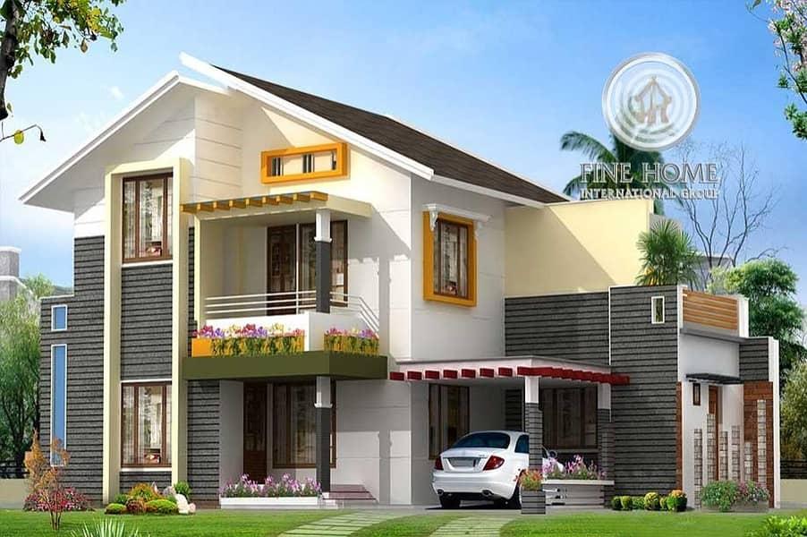 Nice 6BR Villa In Mohamed Bin Zayed City