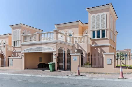 2 Bedroom Villa for Rent in Jumeirah Village Triangle (JVT), Dubai - Vacant