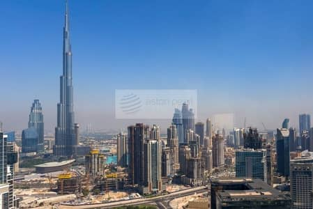 Office for Sale in Business Bay, Dubai - Full Floor Office | Burj and Canal Views