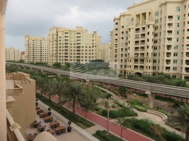Type A 3 BR+Maids With Park View Terrace