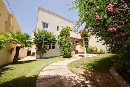 3 Bedroom Villa for Sale in The Lakes, Dubai - Superb Type 5 Villa Next to Pool and Park