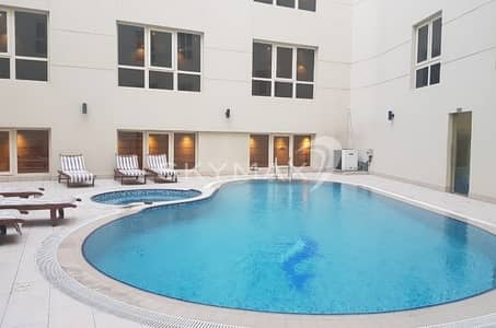 1 Bedroom Flat for Rent in Rawdhat Abu Dhabi, Abu Dhabi - Beautiful Apartment! 1BHK With All Facilities in Rawdhat!