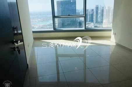2 Bedroom Apartment for Rent in Al Reem Island, Abu Dhabi - High Floor APT!!! 2BHK+LR with All Facilities in Sky Tower