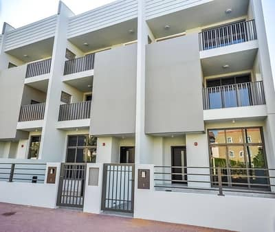 4 Bedroom Townhouse for Sale in Jumeirah Village Circle (JVC), Dubai - OPEN HOUSE ON 20-04-2019 - PRIVATE LIFT - BUILT-IN KITCHEN APPLIANCES - NO COMMISSION