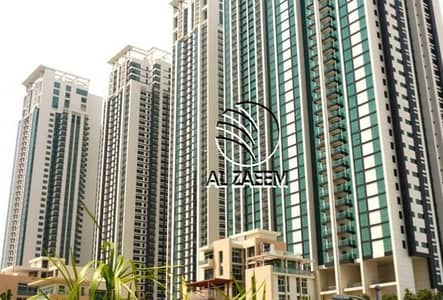 2 Bedroom Flat for Rent in Al Reem Island, Abu Dhabi - Well Maintained 2BR Apartment w/ Balcony Al Maha Tower
