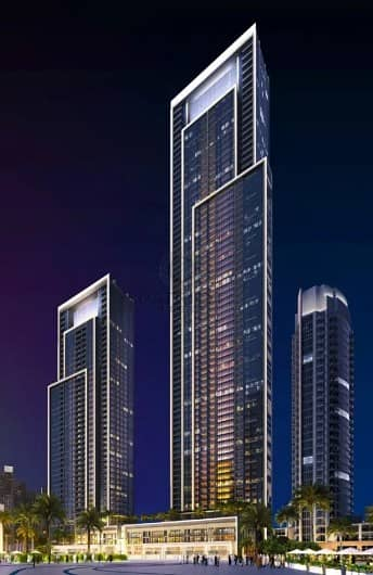 1 Bedroom Flat for Sale in Downtown Dubai, Dubai - Luxury 1BR Apartment by Emaar in