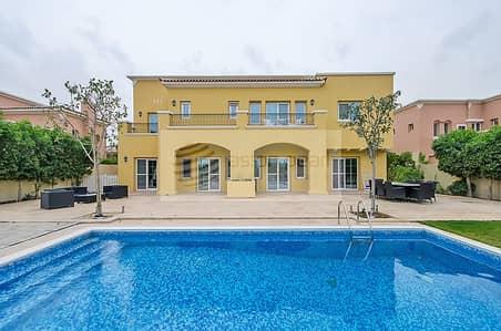 6 Bedroom Villa for Sale in Arabian Ranches, Dubai - La Coleccion Type 13 | Full Golf Course