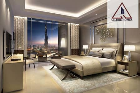 2 Bedroom Flat for Sale in Downtown Dubai, Dubai - NO MORE RENT / DREAM FAMILY HOME / DIRECT BURJ KHALIFA VIEW / ONLY 5% DOWN PAYMENT