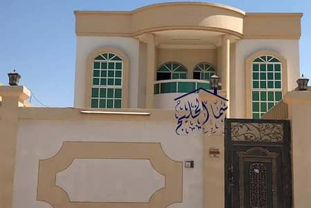 5 Bedroom Villa for Sale in Al Mowaihat, Ajman - Luxurious and wonderful villa with air conditioning, electricity and free hold to all nationali