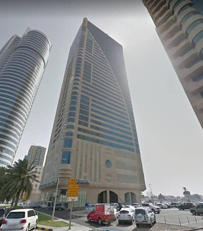 4 Bedroom Apartment for Sale in Al Majaz, Sharjah - BEAUTIFUL 4 BHK (WITH SEA VIEW) AVAILABLE FOR SALE IN AL MOHANAD TOWER, AL MAJAZ, SHARJAH