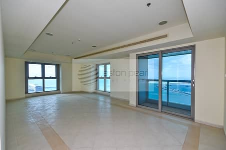 3 Bedroom Flat for Rent in Dubai Marina, Dubai - Vacant Now