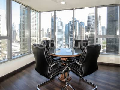 Office for Rent in Jumeirah Lake Towers (JLT), Dubai - Amazing Bright Office | Fabulous Lake Views