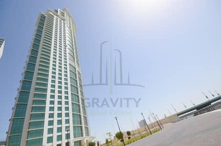2 Bedroom Flat for Rent in Al Reem Island, Abu Dhabi - Vacant soon! 2BR in RAK Tower w/ high quality appliances