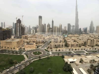 2BR+M | Park / Burj View | Stylish Community