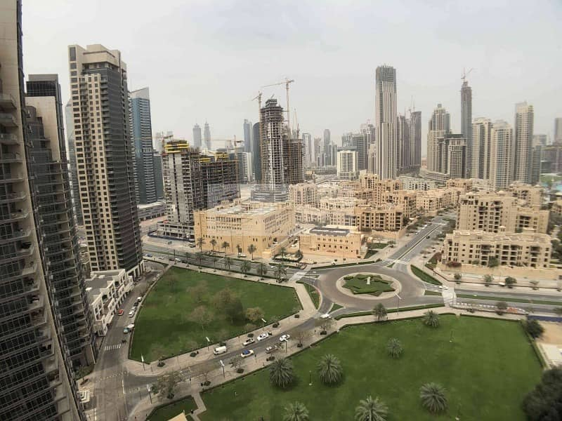 2 2BR+M | Park / Burj View | Stylish Community