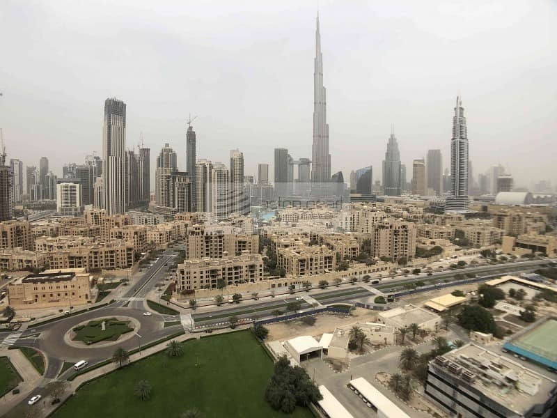 13 2BR+M | Park / Burj View | Stylish Community