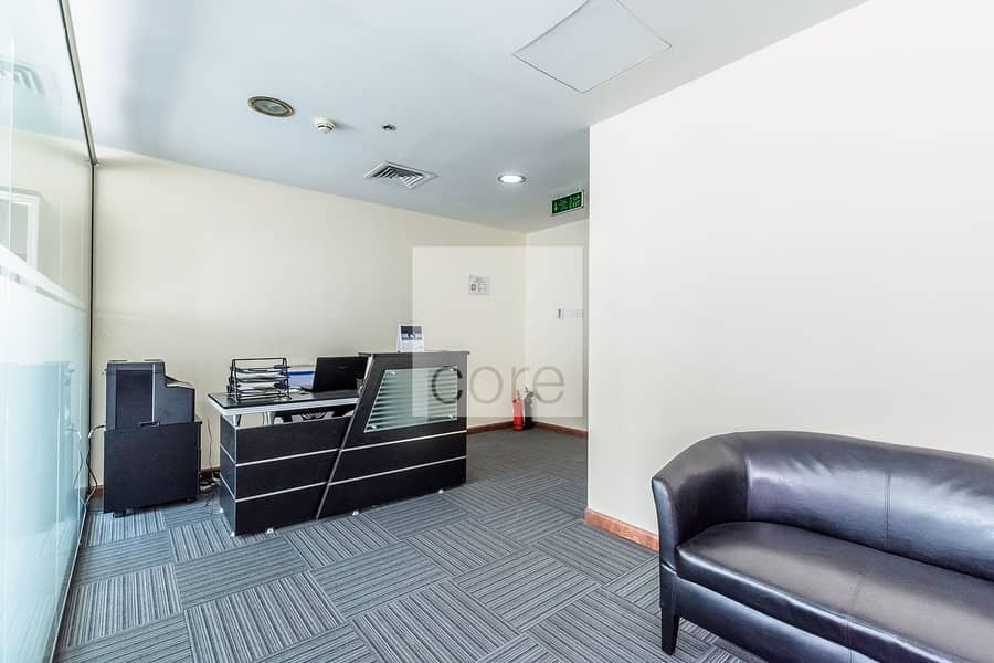 2 Fitted office available | HDS Tower