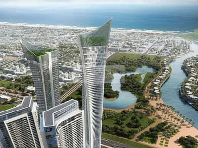 1 Bedroom Hotel Apartment for Sale in Business Bay, Dubai - FOR SALE: 1BR Apartment in Aykon City Dubai Canal