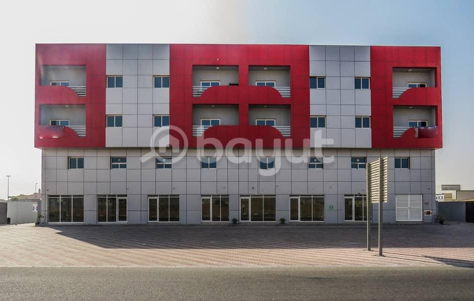 محل تجاري في المنطقة الصناعية الجديدة 19500 درهم - 4024633