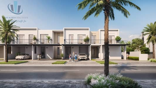 تاون هاوس 3 غرفة نوم للبيع في دبي الجنوب، دبي - Amazing villa for living and investment close to EXPO and Maktoum Airport perfectprice