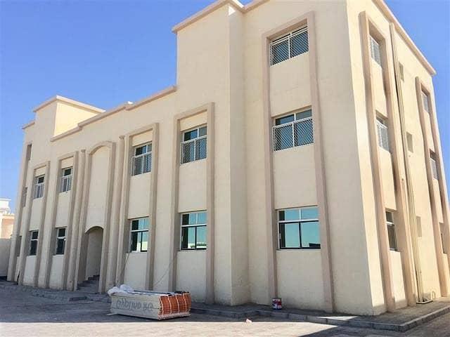شقة في مدينة شخبوط (مدينة خليفة B) 24000 درهم - 4024733